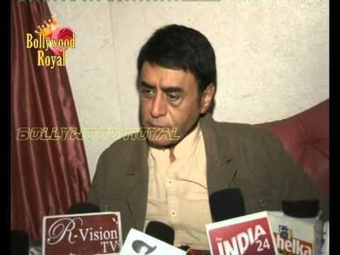 Pankaj Berry Rahul Roy Pankaj Beri at the On Location Of the Film 100 Crore 3