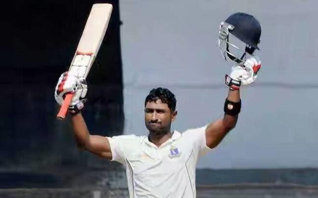 Pankaj Shaw Bengals historymaking batsman Pankaj Shaw aims at other targets