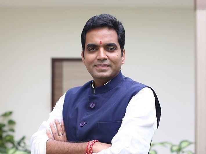 Pankaj Singh (politician) We will be in the majority in UP Pankaj Singh Governance Now