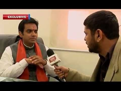 Pankaj Singh (politician) BJP Gen SecPankaj Singhs 1 to 1 with Avinash YouTube