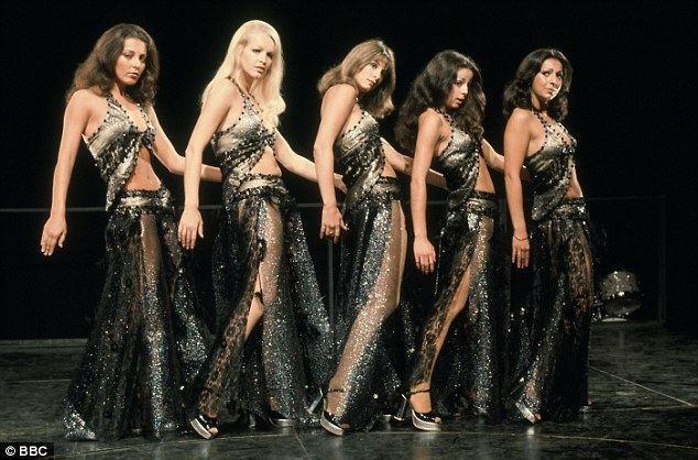 Pan's People Still Pantastic Seventies pop stars still sizzling 35 years on