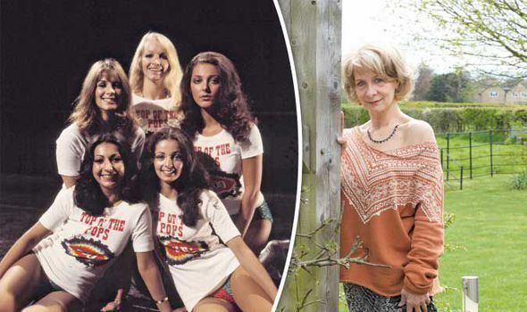 Pan's People Pans people star Dee Dee Wilde Where is she now Life Life