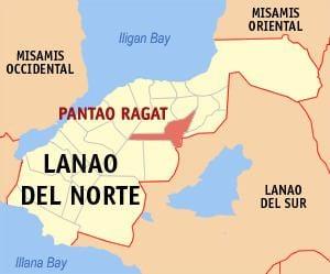 Pantao Ragat, Lanao del Norte