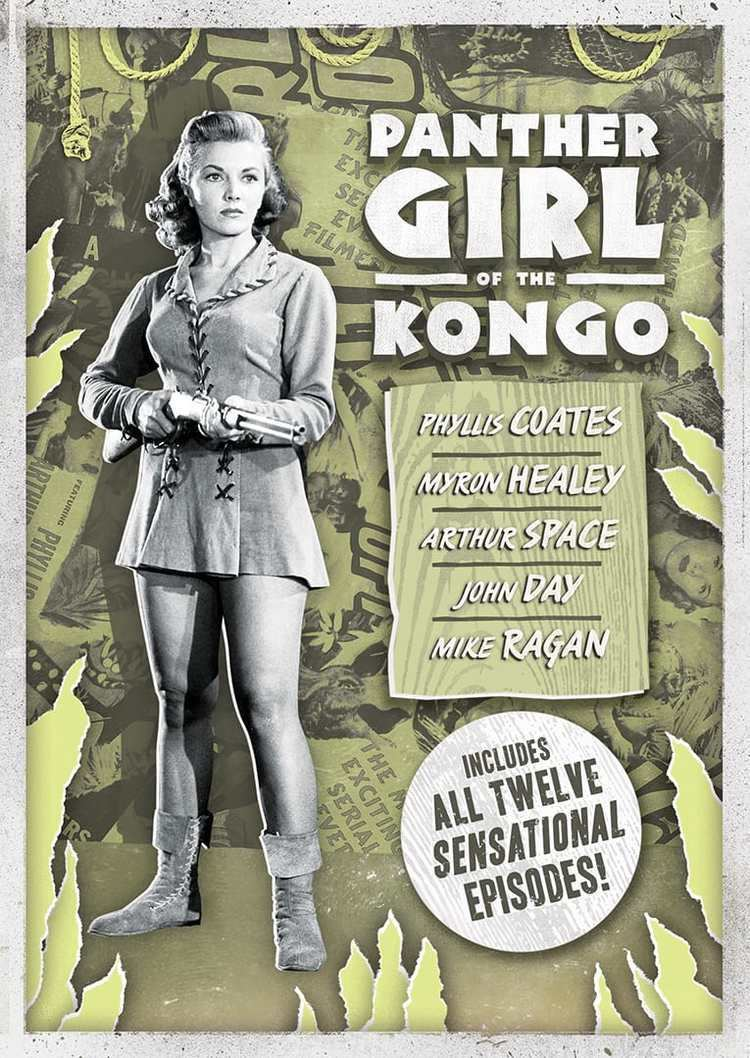 Panther Girl of the Kongo Panther Girl Of The Kongo Olive Films