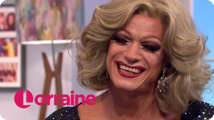 Panti Drag Queen Panti Bliss On LGBT Rights And Her New Film Lorraine