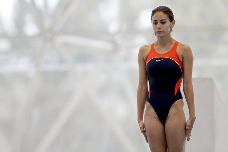 Paola Espinosa Top Mexican Athletes in the History of Pan American Games