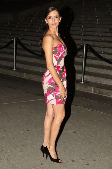 Paola Mendoza Paola Mendoza Pictures Vanity Fair Celebrates The 2009