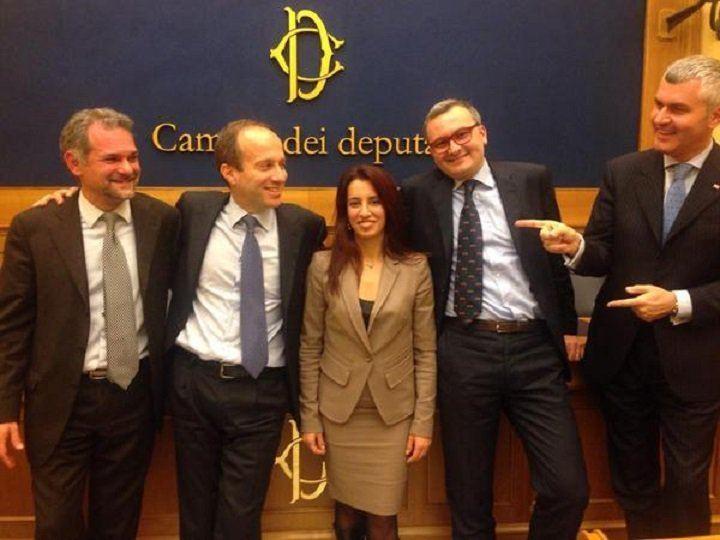 Paola Pinna Lex grillina Pinna entra in Scelta Civica e accusa Firme false