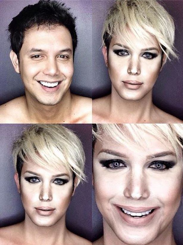 Paolo Ballesteros Meet the man who can transform himself into any celebrity