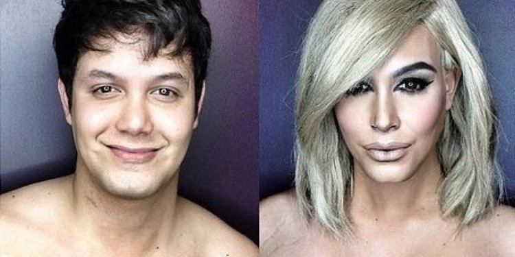 Paolo Ballesteros Genius Makeup Artist Transforms Himself Into Kim