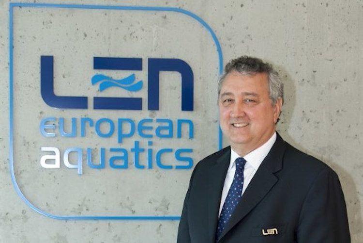 Paolo Barelli Paolo Barelli Challenges Julio Maglione A Stale Status Quo For