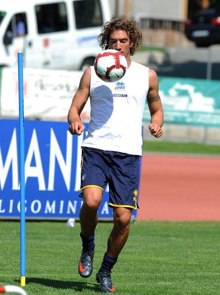 Paolo Castellini Paolo Castellini Pictures FC Parma Training Session