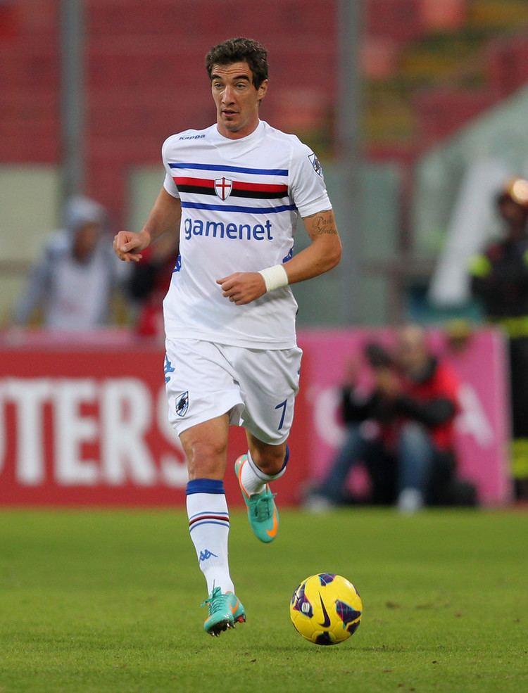 Paolo Castellini Paolo Castellini Pictures Calcio Catania v UC Sampdoria