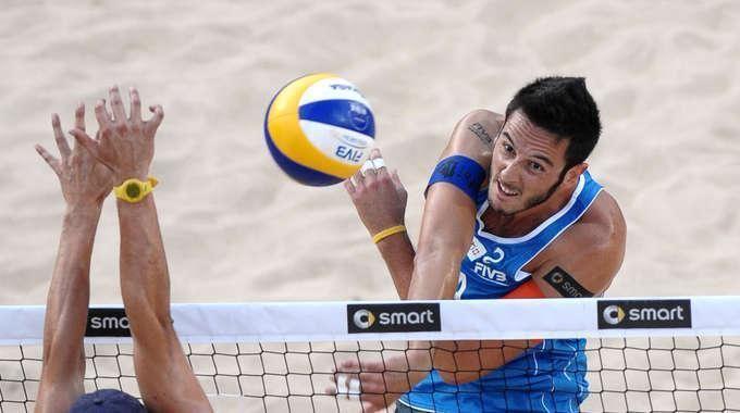 Paolo Nicolai Beach Volley World tour Impresa di Nicolai Rete8