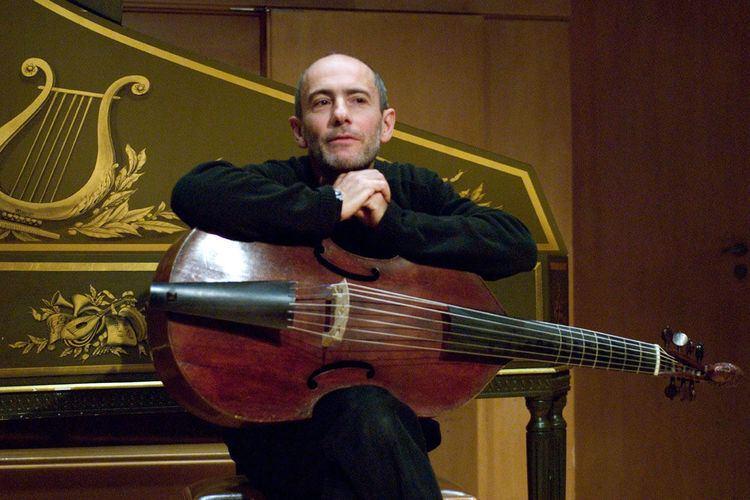 Paolo Pandolfo Paolo Pandolfo Amherst Early Music
