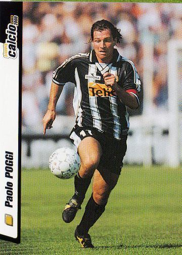 Paolo Poggi UDINESE Paolo Poggi 268 Planeta CALCIO 2000 Italian Football