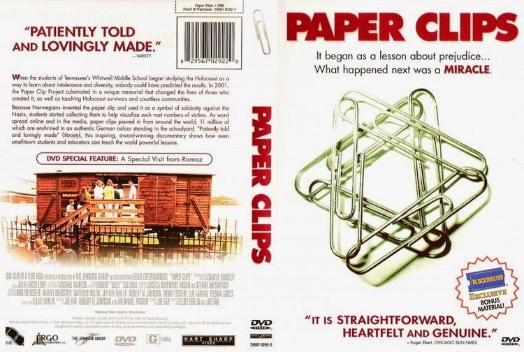Paper Clips (film) ShAbBy 2 Chic and ANYthing Between Paper Clips