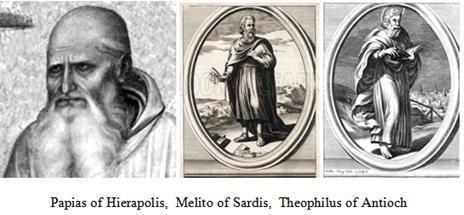 Papias of Hierapolis Revelation 2