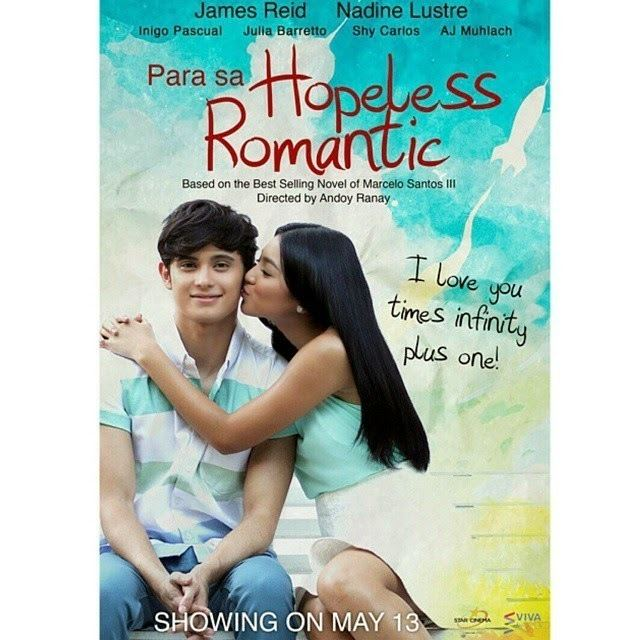 Para sa Hopeless Romantic PINOYISTICS THE Movie NOW SHOWING Nationwide PARA SA HOPELESS