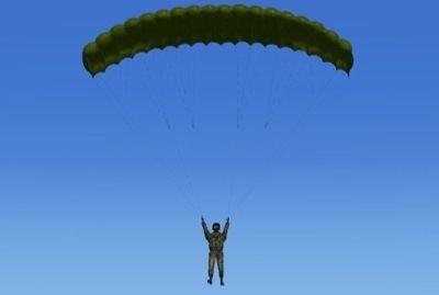 Parachute Jumper Parachute Jumper for FSX