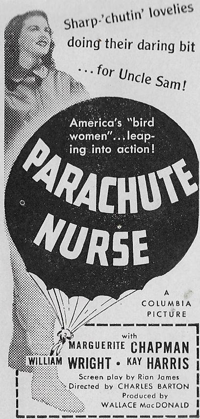 Parachute Nurse Parachute Nurse 1942