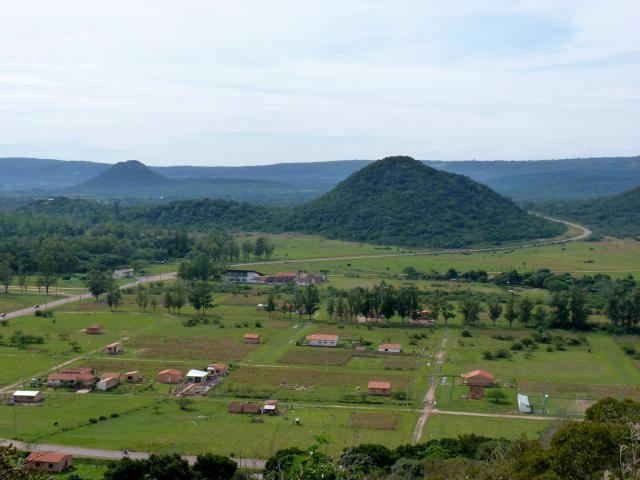 Paraguari in the past, History of Paraguari