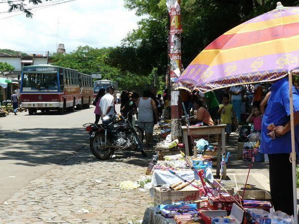 Paraguari Tourist places in Paraguari