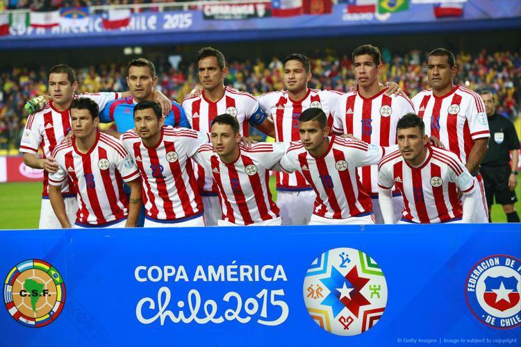 Paraguay national football team Paraguay National Team Varzesh11com