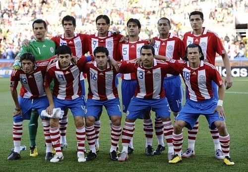 Paraguay national football team Ramon Diaz named Paraguay39s probable squad for Copa America 2015