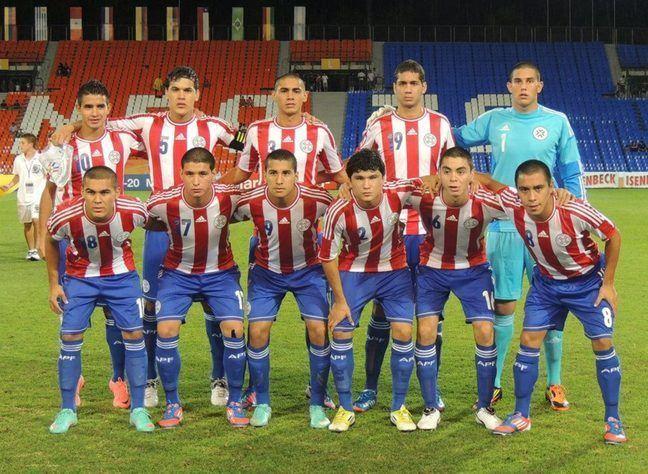 Paraguay national football team Football Republica del Paraguay