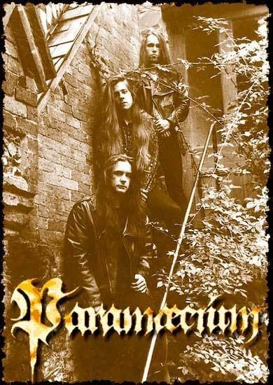 Paramaecium No Life Til Metal CD Gallery Paramaecium