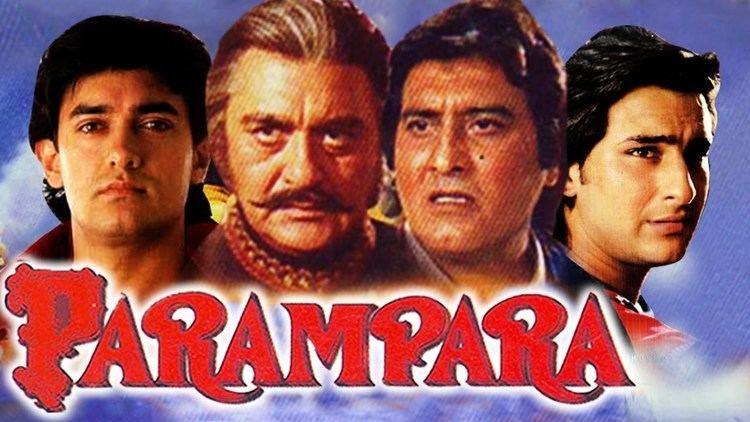 Parampara 1993 Full Hindi Movie Raveena Tandon Vinod Khanna