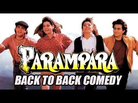 Parampara Back to Back Comedy Scenes Aamir Khan Sunil Dutt Vinod