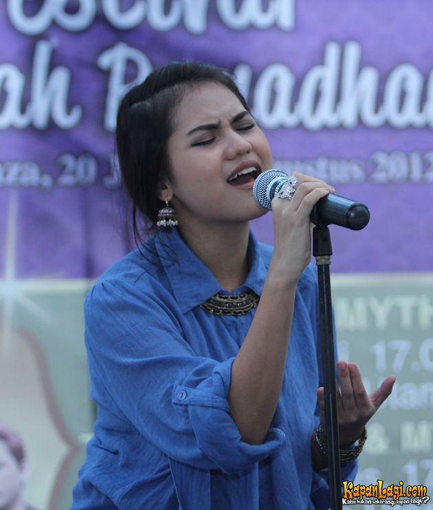 Paramytha Lestari Mulyarto Mytha Mamamia Siapkan Single Baru Aku Bukan Dia Tampil Off Air