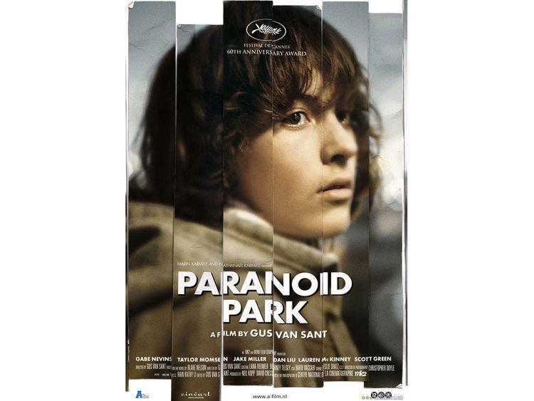 Paranoid Park (film) movie scenes 2007 PARANOID PARK