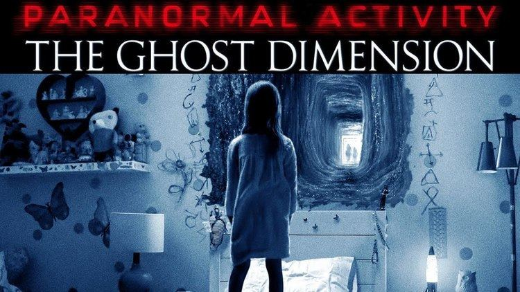 Paranormal Activity: The Ghost Dimension Paranormal Activity The Ghost Dimension EXCLUSIVE Trailer 2 YouTube