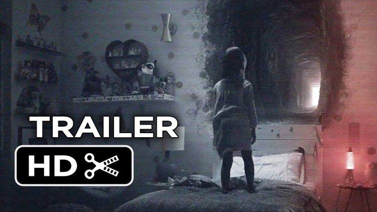 Paranormal Activity: The Ghost Dimension Paranormal Activity The Ghost Dimension Official Trailer 1 2015