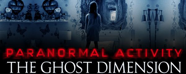 Paranormal Activity: The Ghost Dimension WRITTEN REVIEW Paranormal Activity The Ghost Dimension 2015