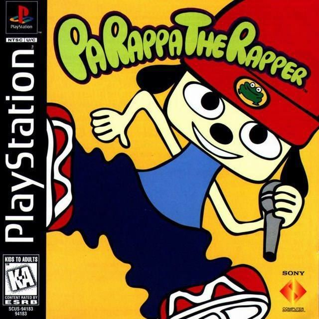 PaRappa the Rapper ocremixorgfilesimagesgamesps17parappather
