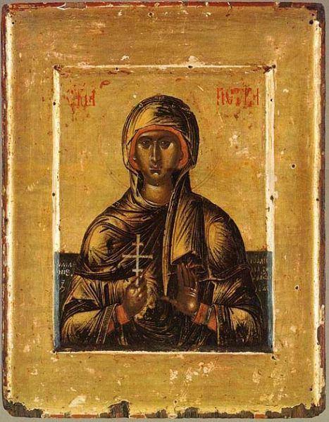 Saint Petka Bulgaria Saint Parascheva Paraskeva Serbian Saint Petka Serbia St Paraskeva icon Parascheva Balkans Parascheva the New