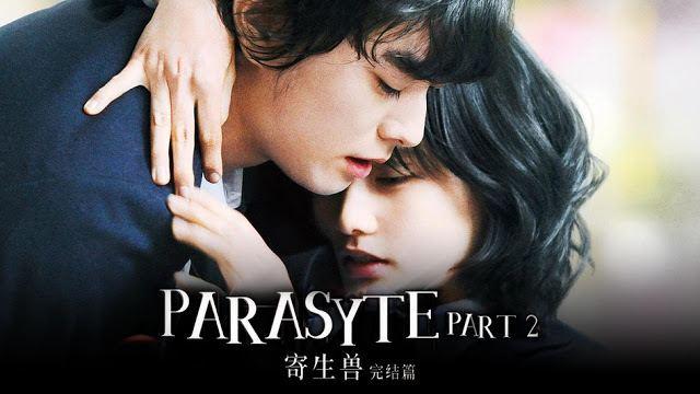 Parasyte: Part 2 MOVIE REVIEW PARASYTE PART 2 2015 GOLLUMPUS