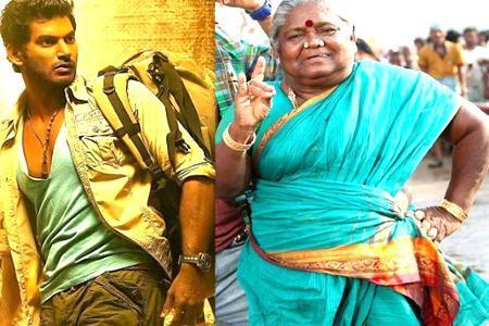 Paravai Muniyamma Actor Vishal to help Paravai Muniyamma