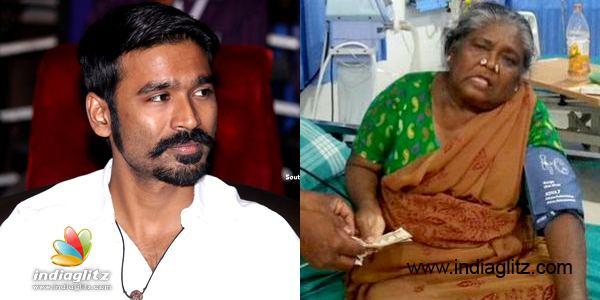 Paravai Muniyamma Dhanush39s huge contribution to Paravai Muniyamma Tamil