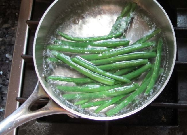 Parboiling Parboil or Blanching definition Mother Would Know