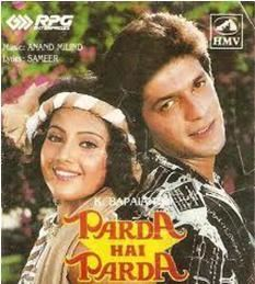 Parda Hai Parda (1992 film) movie poster