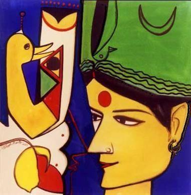 Paresh Maity Saffronart Paresh Maity Untitled
