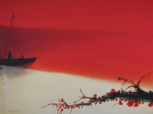 Paresh Maity Art Intaglio gt Spring by Paresh Maity