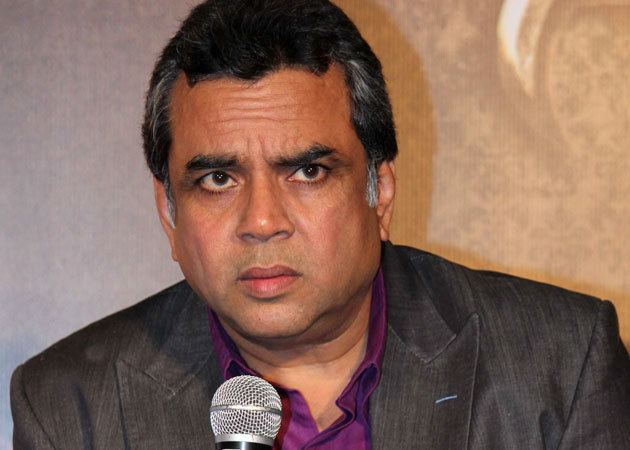 Paresh Rawal Im my biggest critic says Paresh Rawal NDTV Movies