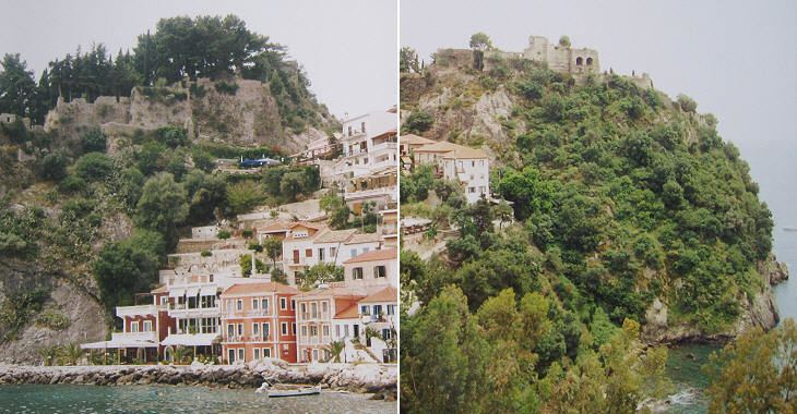 Parga in the past, History of Parga
