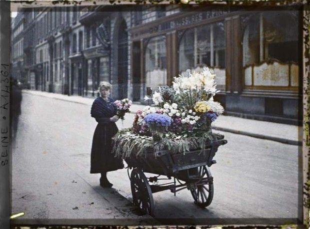 Paris in the past, History of Paris